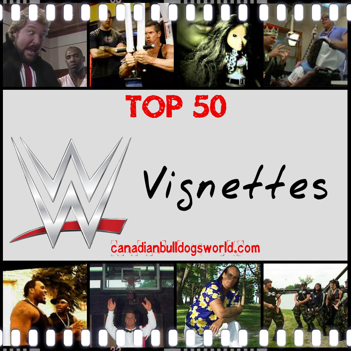 Top 50 WWE Vignettes