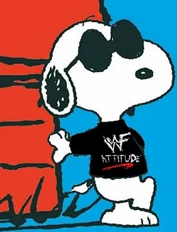 Peanuts Creator Schulz Watched Wrestling