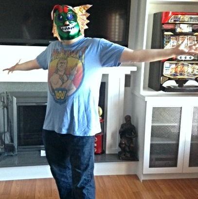 WrestleMania, WWE, WWF, WCW, T-Shirt, Canadian Bulldog, Canadian Bulldog's World, Mr. Perfect