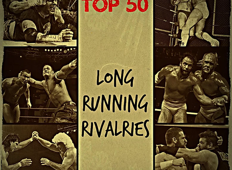 Top 50 Long-Running Rivalries