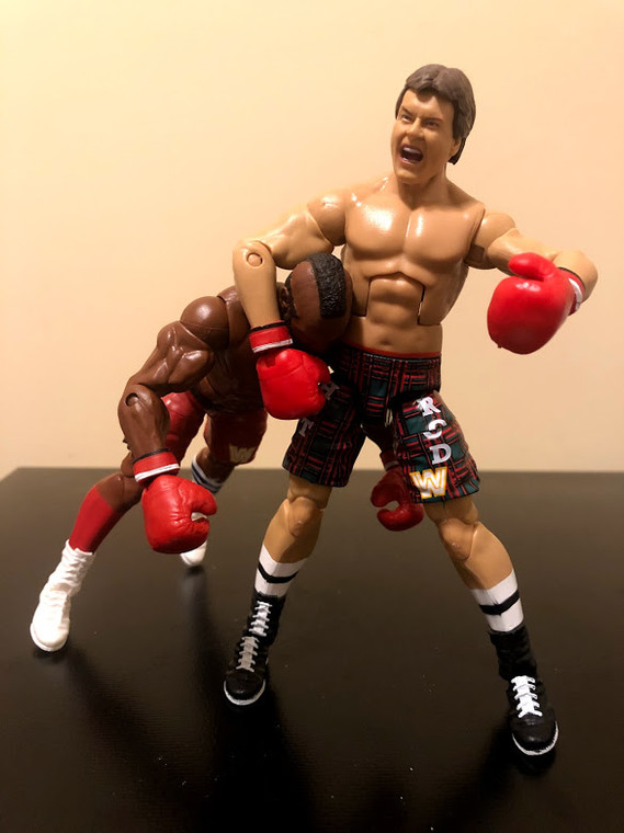 Mr T vs. Rowdy Roddy Piper