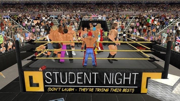 Wrestling Empire
