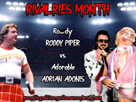 Rowdy Roddy Piper vs. Adrian Adonis