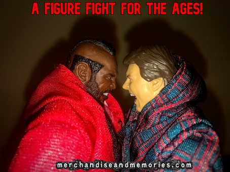 A Figure Fight For The Ages!
