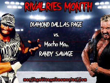 Diamond Dallas Page vs. Macho Man Randy Savage