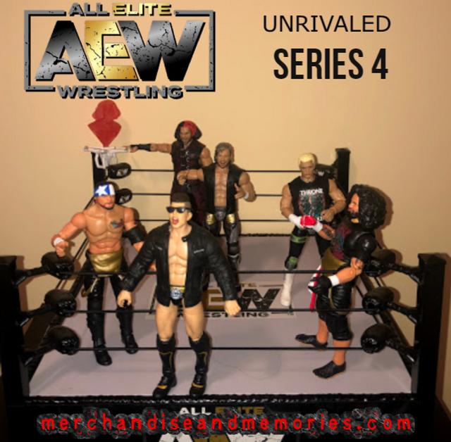AEW Unrivaled Series 4
