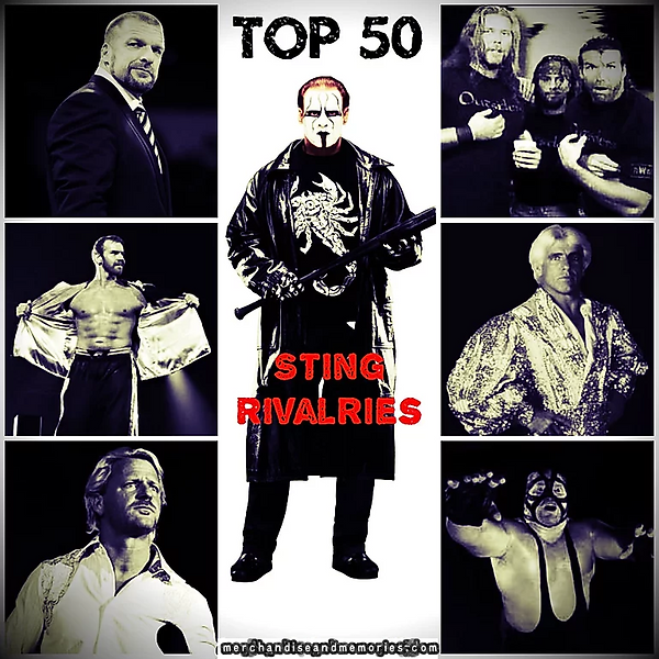 Top 50 Sting Rivalries