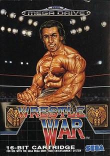 The Grappling Gamer: Wrestle War