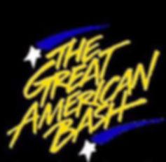 Great American Bash logo
