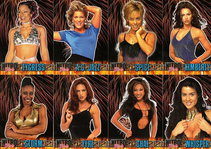 Topps WCW_nWo Nitro 1999