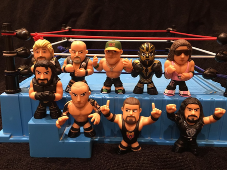 WWE Mystery Minis: Series Two