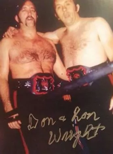 Tag Team Spotlight: Ron & Don Wright