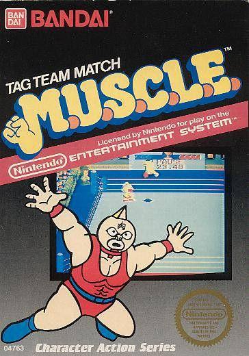 Tag Team Match M.U.S.C.L.E_
