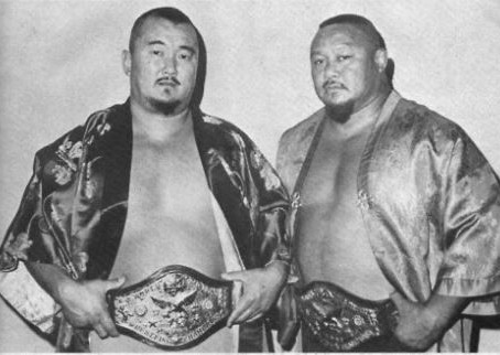 Tag Team Spotlight: Mr. Fuji & Professor Tanaka