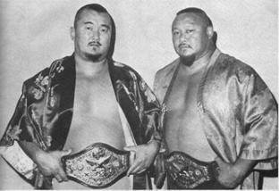 Tag Team Spotlight: Fuji & Tanaka