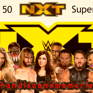 Top 50 NXT Superstars