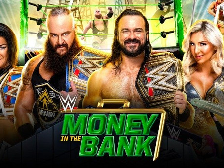 Not-So-Immediate Money In The Bank Thoughts