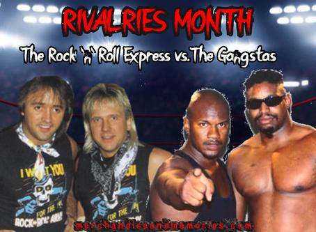 Rock 'n' Roll Express vs. Gangstas