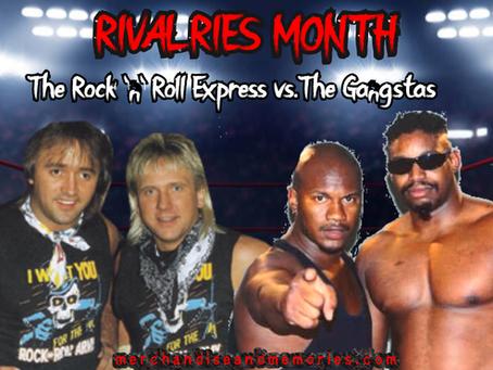 Rock 'n' Roll Express vs. The Gangstas