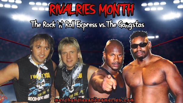 Rock n Roll Express vs Gangstas