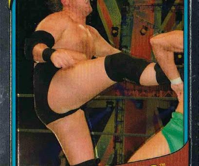 WWE Topps Heritage III