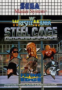 WWF Steel Cage Challenge