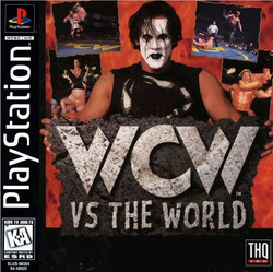 The Grappling Gamer: WCW vs The World