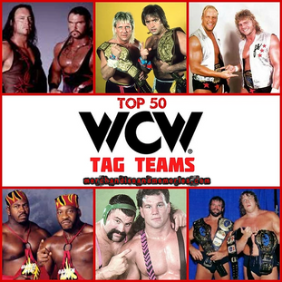 Top 50 WCW Tag Teams