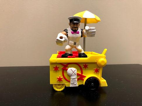 Blast 'n Smash Cart
