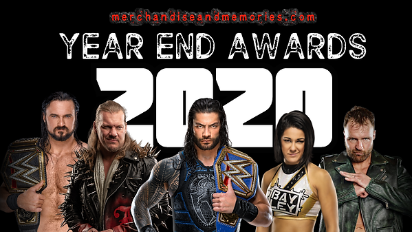 2020 Year End Awards