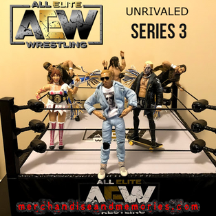 AEW Unrivaled Series 3