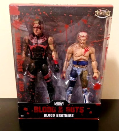AEW Blood & Guts