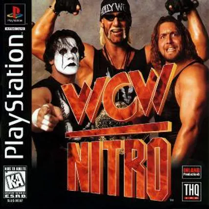 The Grappling Gamer: WCW Nitro