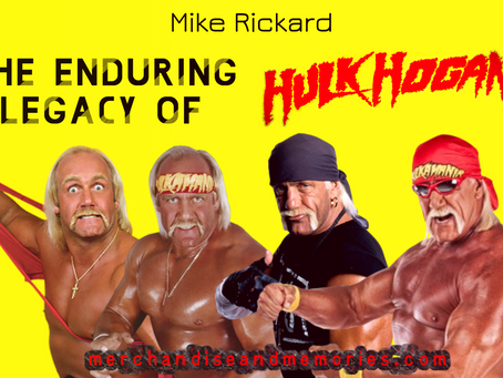Rickard: The Enduring Legacy of Hulk Hogan (Part 8)