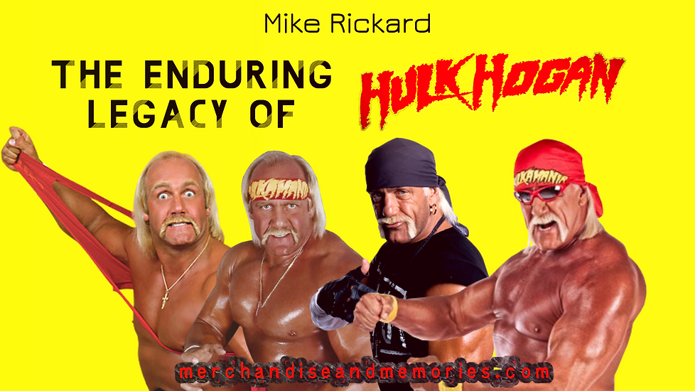 The Enduring Legacy of Hulk Hogan