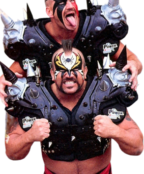 Tag Team Spotlight: The Road Warriors