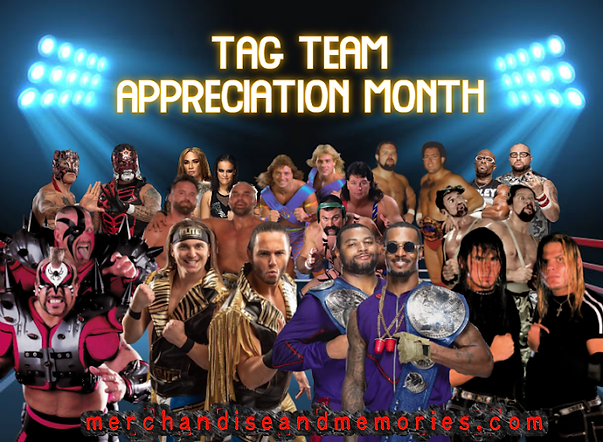 Tag Team Appreciation Month