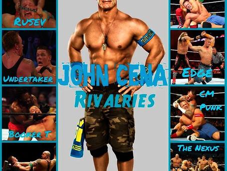 Top 50 John Cena Rivalries
