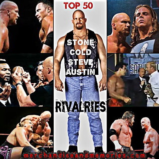 Top 50 Stone Cold Steve Austin Rivalries