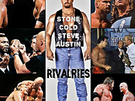 Top 50 Stone Cold Steve Austin Rivalries