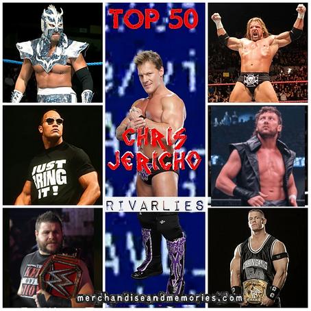 Top 50 Chris Jericho Rivalries