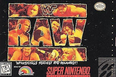 The Grappling Gamer: WWF Raw