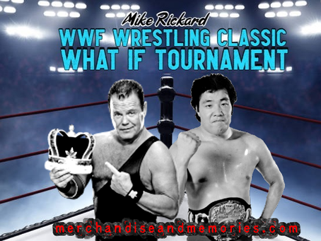 Week Two: The WWF Wrestling Classic What If Tournament