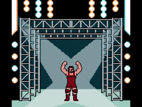 The Grappling Gamer: Pocket Pro Wrestling