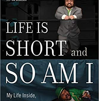 Bulldog's Bookshelf: Life Is Short, And So Am I