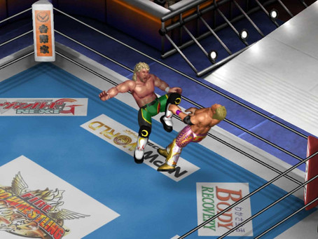 The Grappling Gamer: Fire Pro Wrestling World (Part 2)