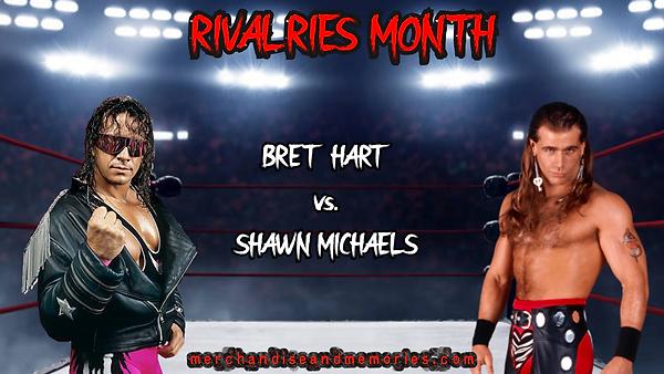 Bret Hart vs. Shawn Michaels