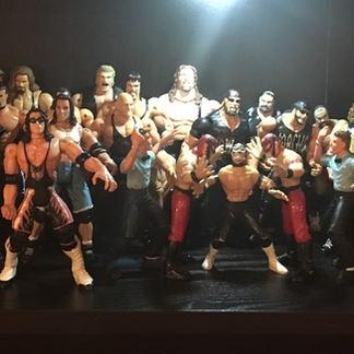 WCW Toy Biz