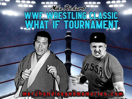 Week One: The WWF Wrestling Classic What If Tournament