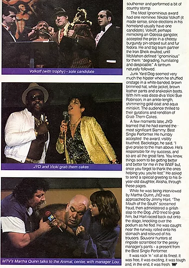 My First WWF Magazine